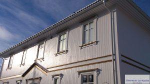 Enebolig av Tømrermester Lars Knutsen